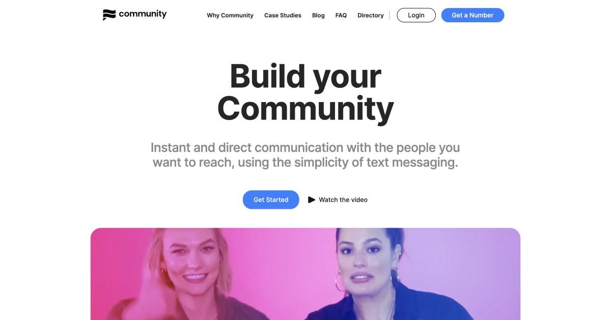 community.com