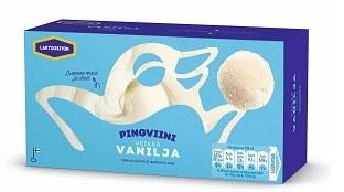四角い箱にぎっしりつまったアイスクリーム。白いのが安全です ©PINGVIINI