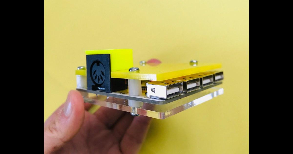 "MIDI/USBスイッチトランスレーター MU-4 <a href=""https://necobit.com/denshi/midi-usb-mu4/"">さらに詳しい機能紹介は→コチラ</a>"