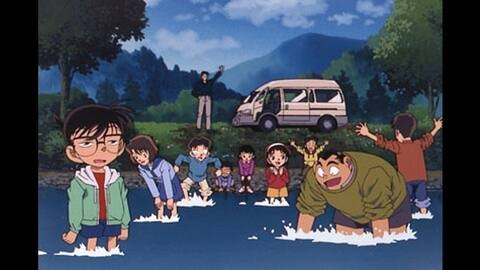 "<a href=""https://tv.rakuten.co.jp/content/14891/"">名探偵コナン 第4シーズン 第165話 少年探偵団消失事件</a>"