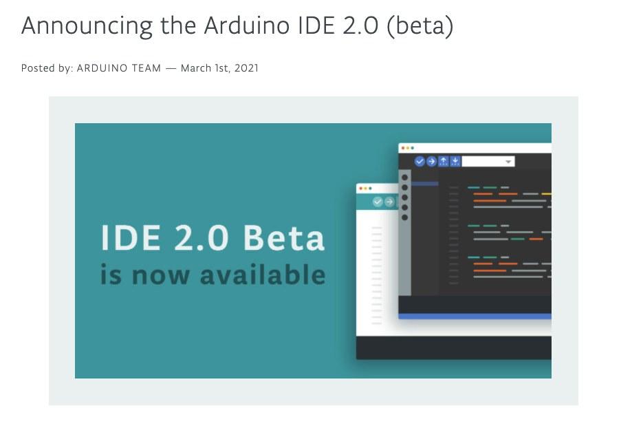 出典:https://blog.arduino.cc/2021/03/01/announcing-the-arduino-ide-2-0-beta/