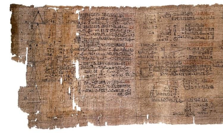 リンド数学パピルス(紀元前1650年頃)